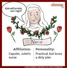 quote nursing education the nurse in romeo and juliet