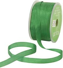 may arts silk ribbon may arts 1 4 inch wide ribbon green silk ribbon
