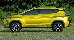 mitsubishi xm concept mitsubishi xm concept ข นสายการผล ตแล ว thai car lover