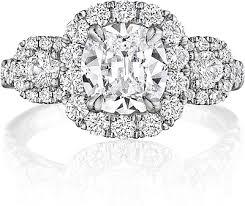 henri daussi engagement rings henri daussi three engagement ring acmb
