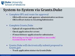 nuts and bolts of k award grant submission process ppt video