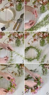 diy how to make a spring flower crown decorator u0027s notebook