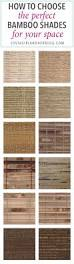 Kitchen Blinds And Shades Ideas by Best 25 Bamboo Shades Ideas On Pinterest Bamboo Blinds Woven