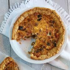 comment cuisiner le thon recette de tarte au thon et à la ratatouille l amour de la