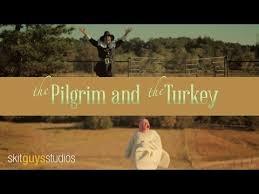 skit guys the pilgrim and the turkey skit guys