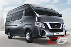nissan urvan 2014 the 2018 nissan urvan is here philippine car news car reviews