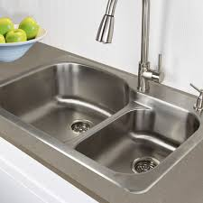 Top Mount Kitchen Sinks Ns3322 Os Nantucket Sinks Usa