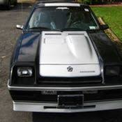 1986 dodge charger shelby turbo for sale dodge shelby charger turbo for sale photos technical