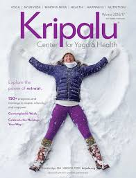 catalog winter 2016 u201317 by center for yoga u0026 health