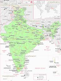 World Map Of India by Jaipur Map Location Of Jaipur On The Map Of India Asia U0026 World