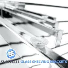 kohler shower shelves premium shelving shelf bracket for glass