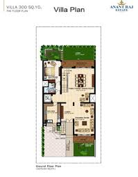 anant raj estates villa sector 63a gurgaon best floor plans your