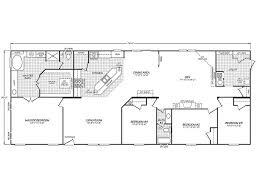 Fleetwood Manufactured Homes Floor Plans Spring Hill Ii 32764s Fleetwood Homes Floor Plans Pinterest