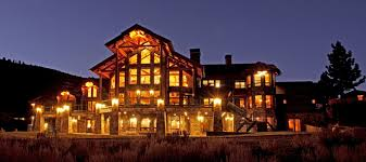 luxurious log homes house plans
