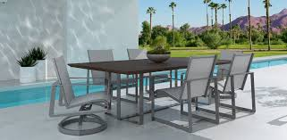 Solaris Designs Patio Furniture Solstice Collection Castelle Luxury Outdoor Furniture