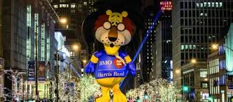 the season in illinois with lights festivals parades and