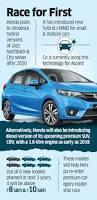 honda vehicles honda motor adopting a contrarian strategy honda bets on hybrids