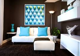 bedroom fascinating living room brown sofa duck egg blue and