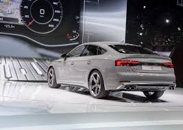 the new audi s5 sportback paris motor show 2016 audi mediacenter