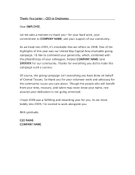 thank you letter to employees for work articleezinedirectory