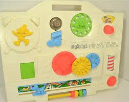 vintage crib toy etsy