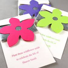 wildflower seed packets wildflower seed packets with flowers idea for celebration