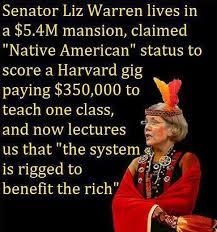 Elizabeth Warren Memes - fact check elizabeth warren wealthy native american
