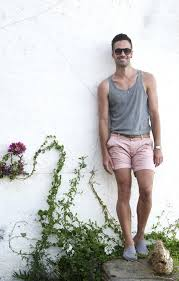 light pink shorts mens how to wear pink shorts 25 looks men s fashion