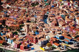 Burano Italy Brightly Painted Houses Burano Italy Alk3r