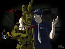 painting fnaf fnaf speed paint do you wanna kill someone by deadlyevilsmile