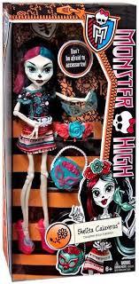 skelita calaveras high scaritage skelita calaveras 10 5 doll mattel toys