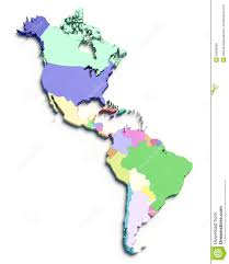 Central America Map And Capitals by Map Of South America Countries And Capitals Map Of South America