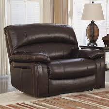 Brown Leather Recliner Chair Furniture U0026 Rug Sophisticated Stratolounger For Home Furniture