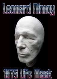 ghost rider mask ebay leonard nimoy life mask from 1975 don post studios spock mask not