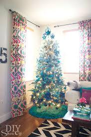 michaels dream tree challenge ombre christmas tree diy show