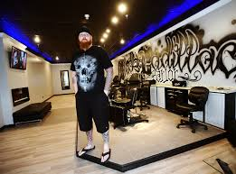 tattoo shop intends to move needle in traditional direction