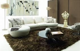 canap cuir arrondi canapé angle arrondi cuir canapé idées de décoration de maison