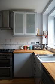 cuisine carrelage metro carrelage metro gris avec cuisine design cuisine gris bois en l