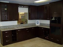 Examples Of Painted Kitchen Cabinets Kitchen Refinish Cabinets Without Sanding What Kind Of Paint To