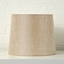 Table Lamps With Rectangular Shades by Textured White Table Lamp Shade The Land Of Nod
