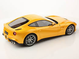 ferrari f12 back ferrari f12 berlinetta 1 18 mr collection models