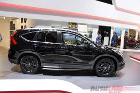 honda suv 2016 new honda cr v with 1 6l diesel engine india launch in 2018