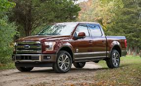 2017 ford f 150 in depth model review car and driver