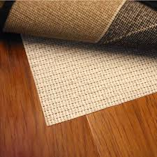 How To Stop Rugs Slipping On Laminate Floors Non Slip Grip Rug Pad