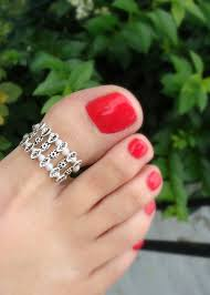 about toe rings images Accessories for feet jpg