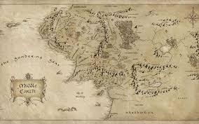 Game Of Thrones Google Map Mittelerde Aber Modern Wenn Frodo Google Maps Gehabt Hätte