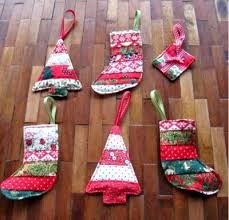 clever quilted ornaments allfreechristmascrafts