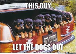 Who Let The Dogs Out Meme - who let the dogs out by maxterfa meme center