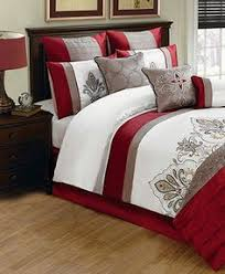 10 Pc Comforter Set Red Cosmo Comforter Set Zulily Bed Covers Pinterest Cosmos