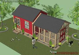 chicken coop plans shed 5 combo plans chicken coop plans